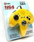 N64-Controller---Yellow