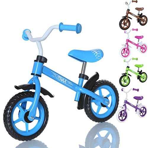 lcp-kids-trax-bicicleta-sin-pedales-ninos-con-sillin-regulable-para-edades-de-2-a-4-anos-color-azul