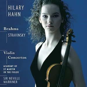 Brahms / Stravinsky: Violin Concertos