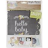 Simple Stories Hello Baby 6