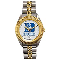 Duke Blue Devils Suntime Ladies Executive Watch - NCAA College Athletics