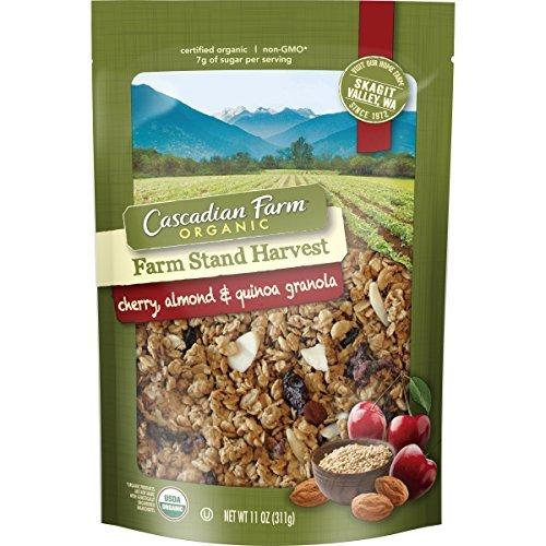 cascadian-farm-organic-farm-stand-harvest-cherry-almond-and-quinoa-granola-11-ounce-by-cascadian-far