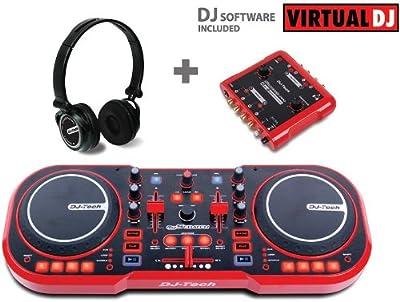 DJTECH MYSCRATCHPACK DJ Package