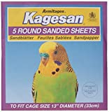 Kagesan Round Sanded Sheets 33cm diameter 250g - Bulk Deal of 12x