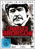 Charles Bronson Box (Kalter Hauch / Der Grenzwolf / Der weiße Büffel) [3 DVDs]