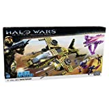 Mega Bloks Halo Wars Battlefield Aerial Ambush (Gauss Hog, Hawk and Banshee)by Mega Bloks