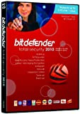 BitDefender Total Security 2010 1 Year 3 Users (PC CD)