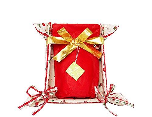 geschenkset brotk rbchen weihnachten mit bio. Black Bedroom Furniture Sets. Home Design Ideas