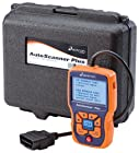 Actron CP9580AL Enhanced AutoScanner Plus with Hard Storage Case