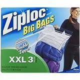 Ziploc Big Storage Bag (Pack of 8)