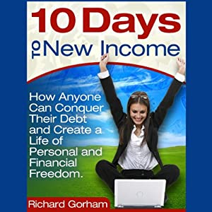 10 Days to New Income Audiobook
