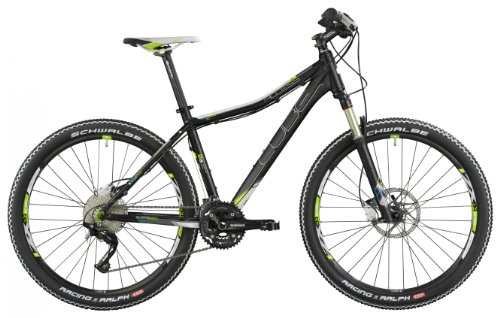 Cube Mountainbike Access WLS SL black fading white (2012)