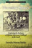 img - for Necessary Spaces: Exploring the Richness of African American Childhood in the South (Landscapes of Education) by Nettles Saundra Murray (2013-08-01) Paperback book / textbook / text book
