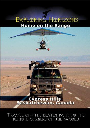 Exploring Horizons Home on the Range - Cypress Hills Saskatchewan, Canada