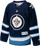 Winnipeg Jets Reebok Premier Replica Home NHL JR Hockey Jersey