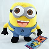 Despicable Me The Movie Minion JORGE 9 inch Stuffed Plush Doll Soft Toy
