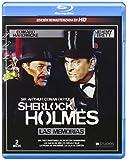 Sherlock Holmes: Las Memorias [Blu-ray]