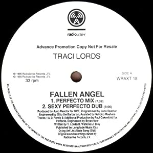 Fallen Angel - Traci Lords 12""