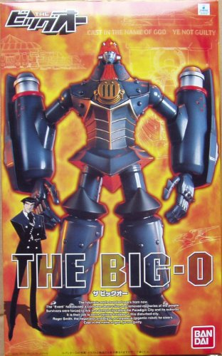 The Big-O (Plastic model) by Bandai (Big O Model Kit compare prices)