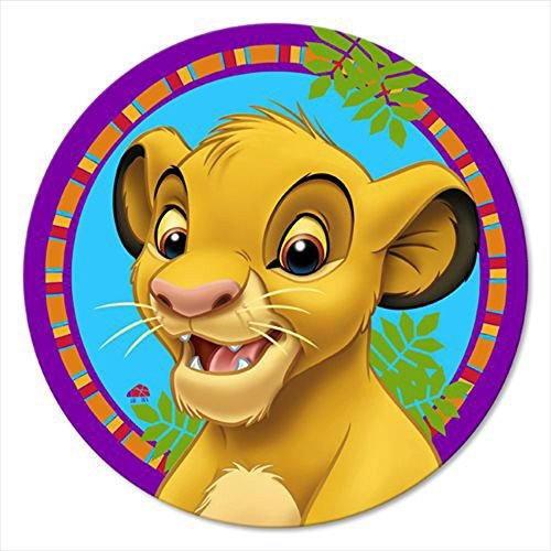 Lion King Small Paper Plates (8ct) - 1
