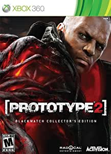 Prototype 2 Blackwatch Collector's Edition - Xbox 360