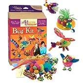 Artterro Wool Felt Bug Kit