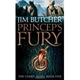 Princeps' Fury: The Codex Alera: Book Fiveby Jim Butcher