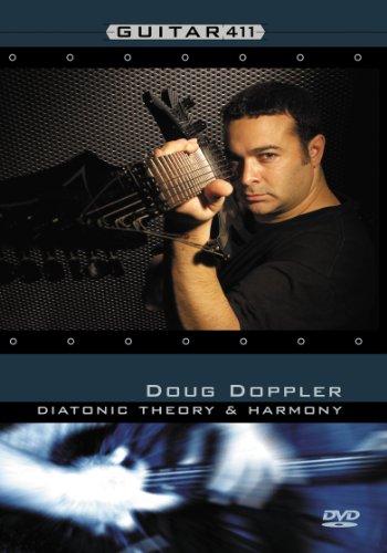 Guitar 411 Diatonic Theory And Harmony (Dvd)