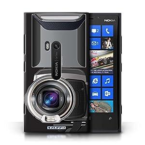 STUFF4 Phone Case / Cover for Nokia Lumia 920 / Video Camcorder Design