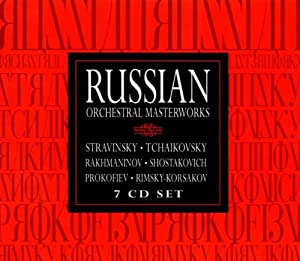 Russian Orchestral Masterworks by Nimbus