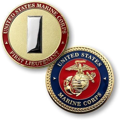 U.S. Marines First Lieutenant