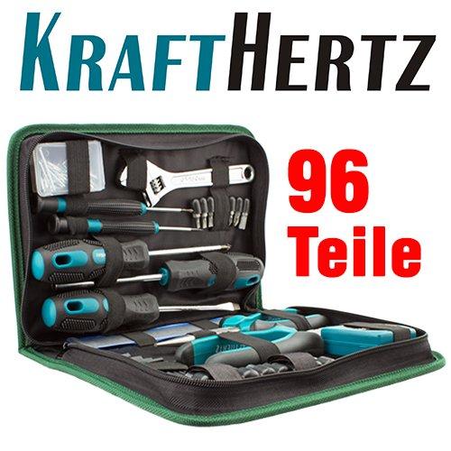 krafthertz-premium-werkzeugbox-werkzeugtasche-96-teile-schraubendreher-massband-seitenschneider-nage