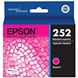 Epson T252320 DURABrite Ultra Standard-Capacity Ink Cartridge Magenta