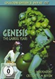 Genesis - The Gabriel Years [2 DVD] [2012]