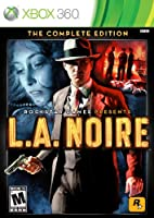 L.A. Noire: The Complete Edition -Xbox 360 by Rockstar Games