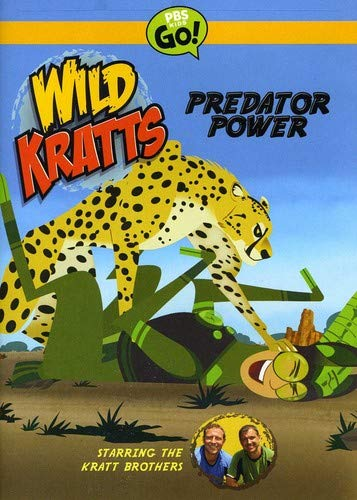 DVD : Wild Kratts: Predator Power