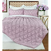 Polaris Pleat Comforter and/or Pillow Sham