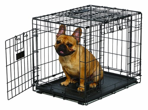 MidWest Homes for Pets Ovation Double Door Dog Crate, 24-Inch (Double Door Dog Crate 24 compare prices)