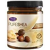 Life-Flo Organic Pure Shea Butter 9 Ounce