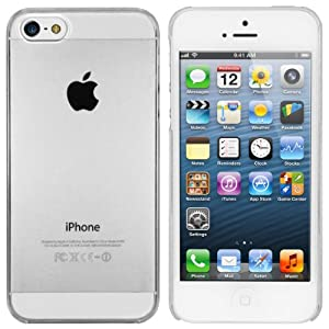 Apple iPhone 5 Wei & Silber