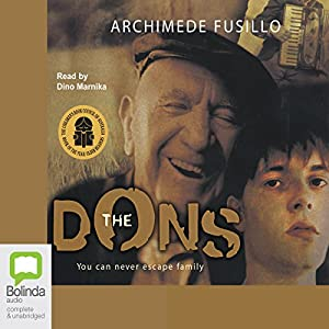 the dons by archimede fusillo essay I would recommend the dons to every italian out there, as a matter of fact anyone could read this book the author is archimede fusillo, he is of italian background.