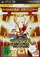 Naruto Shippuden : ultimate Ninja storm revolution - édition collector