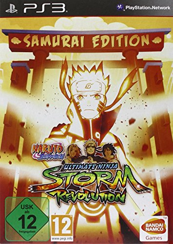 Naruto Shippuden : ultimate Ninja storm revolution – édition collector