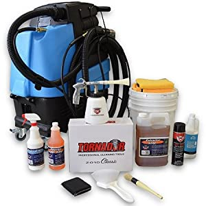 Mytee HP100 Carpet Extractor & Tornador Interior Cleaning Tool Value Package from Detail King