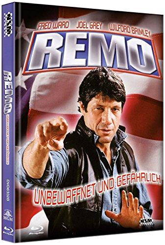 Remo - Unbewaffnet und gefährlich - uncut (Blu-Ray+DVD) auf 333 limitiertes Mediabook Cover B [Limited Collector's Edition] [Limited Edition]