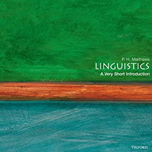 Linguistics: A Very Short Introduction Audiobook
