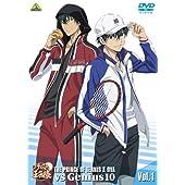 新テニスの王子様 OVA vs Genius10(特装限定版) Vol.1 [DVD]
