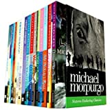 Michael Morpurgo Collection 16 Books Set Pack RRP � 84.99 (War Horse, Why the Whales Came, Mr Nobody's Eyes, Kensuke's Kingdom, Long Way Home, Escape from Shangri-La, Dear Olly, Toro! Toro!, Cool!, The Butterfly Lion)�by Michael Morpurgo