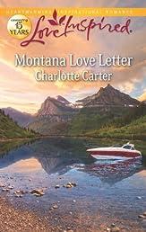 Montana Love Letter (Love Inspired)
