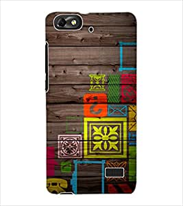 ColourCraft Abstract image Design Back Case Cover for HUAWEI G PLAY MINI
